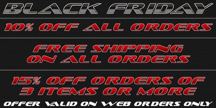Bagger Parts Bundle Black Friday Sale
