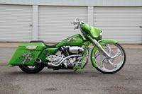 BartsGreen Custom Bagger