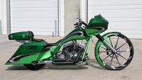 BlackandGreen Custom Bagger
