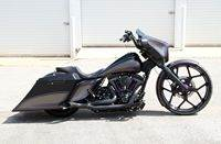 BlackandPurple Custom Bagger