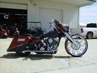 Dragons Custom Bagger