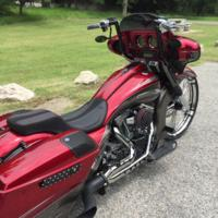 Johns26CVO11 Custom Bagger