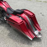 Johns26CVO9 Custom Bagger