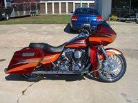 Nelsons RoadGlide Custom Bagger