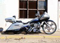 Roadrunner Custom Bagger