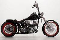 Sutton Custom Harley Motorcycle
