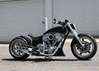 All Business Custom Motorcycle