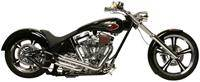 Poleys Dragster Custom Motorcycle