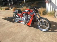 2006 V-Rod Destroyer