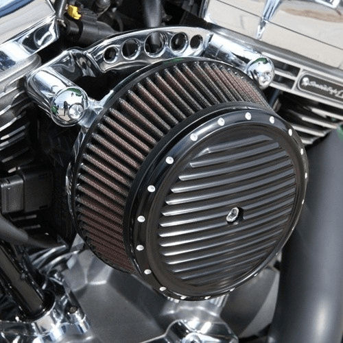 Motorcycle Air Cleaner Covers : Air cleaner covers covington s bagger parts