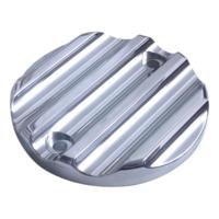POINTS COVER, FINNED, 17, CHROME