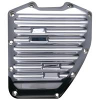 CAM COVER, TWINCAM, FINNED, CHROME