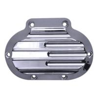 TRANS SIDE COVER, CABLE, FINNED, CHROME