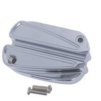 Master Cylinder Lid, 13, Upper, Ripper, Chrome