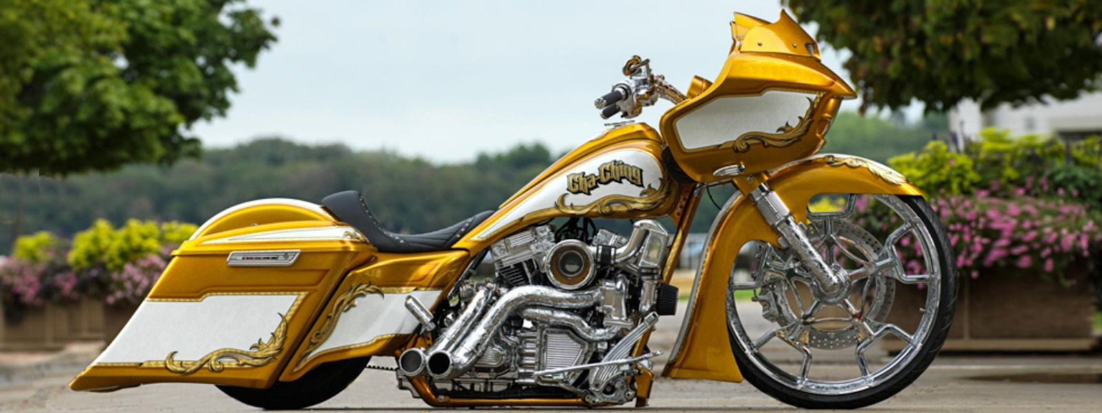 Cool Custom Motorcycle Paint Jobs
