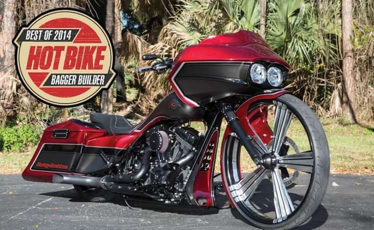 Best Custom Bagger Builder 2014